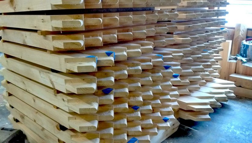 17 timbers wavy horiz web