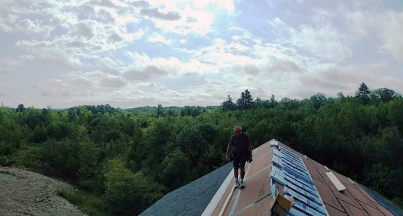 roof photo sept 4