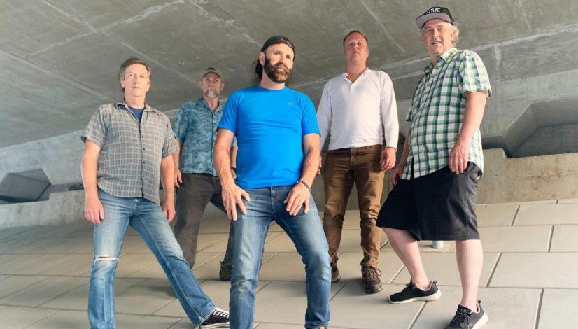 SlygoRoad band at Barn Lights